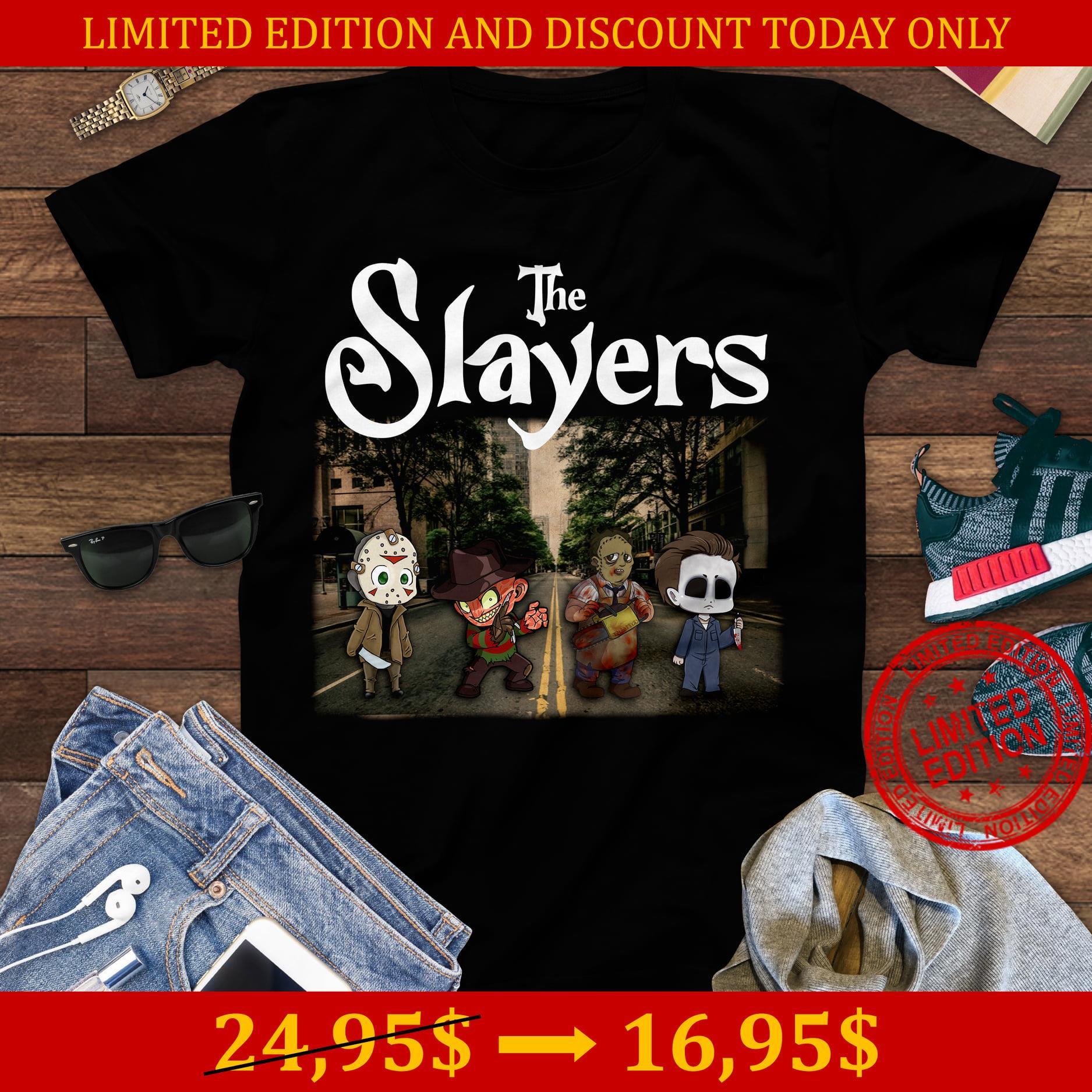 The Slayers Shirt