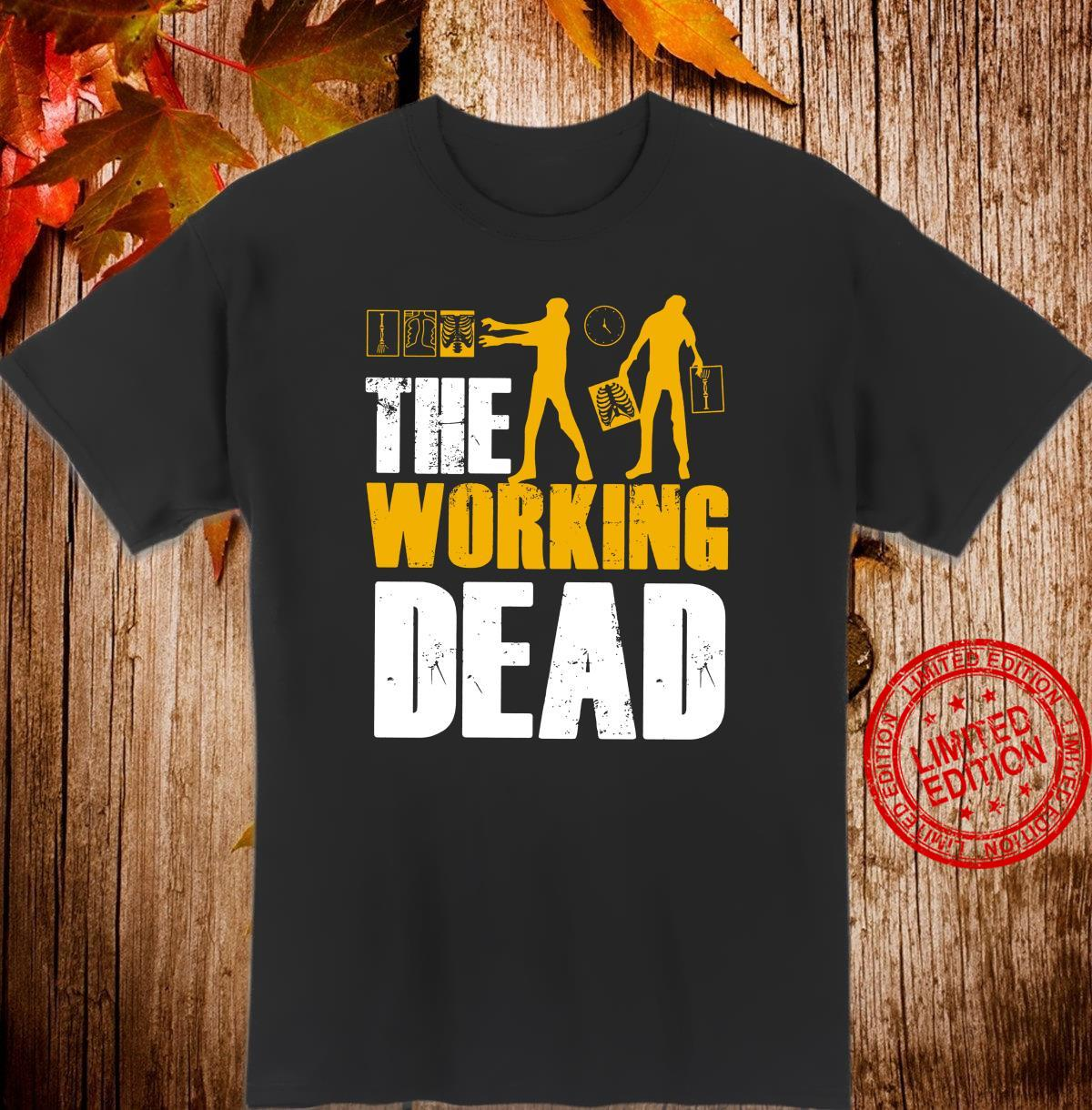 The working dead shirt