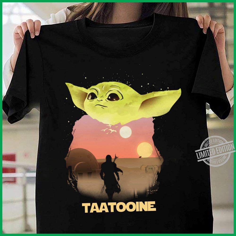 Baby Yoda Tatooine Shirt