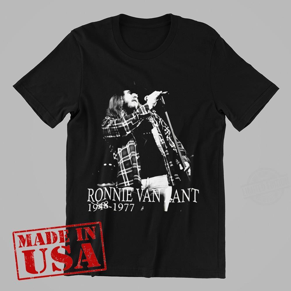 Ronnie Van Zant 1948-1977 Shirt