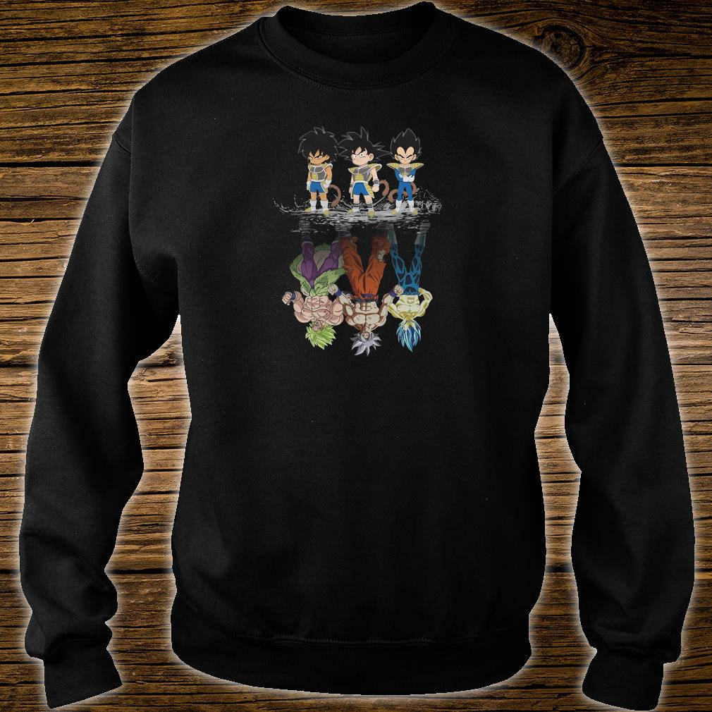 Songoku shirt sweater