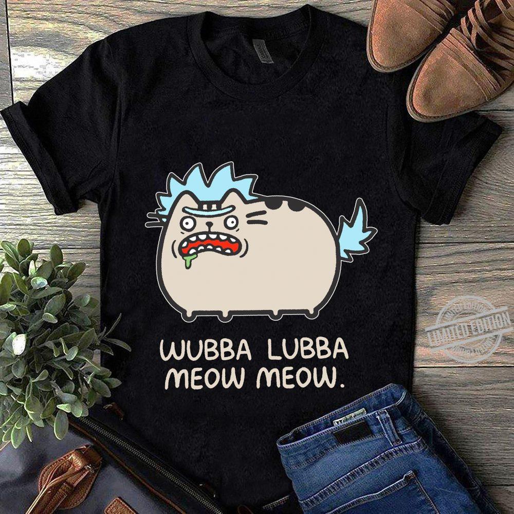 Wubba Lubba Meow Meow Shirt